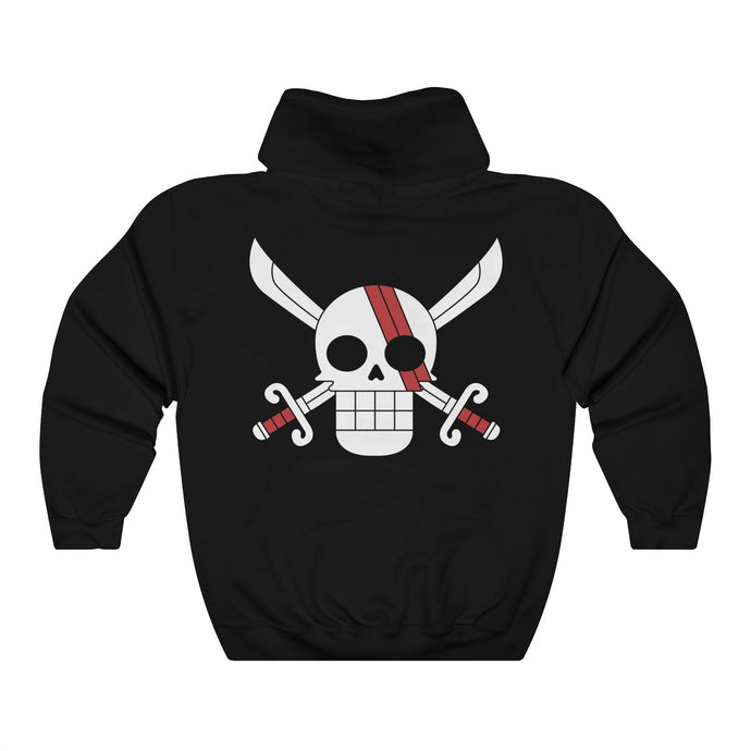 Red Hair Pirates Hoodie