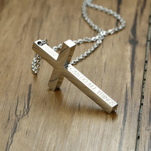 Load image into Gallery viewer, Cross Pendant Charm