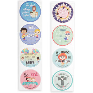 Bible Verse Stickers (Second Edition) x500, x1000
