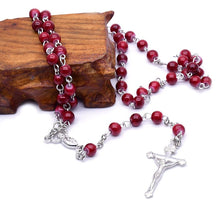 Load image into Gallery viewer, Rosary Glass Beads