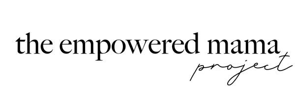 The Empowered Mama Project Car Decal