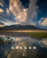 Oregon Exploding Clouds With Oregon Type