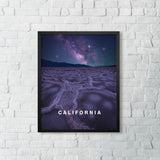 "3 x California Desert Print Set (12x16"")"