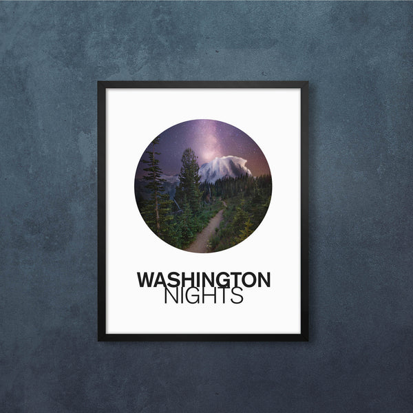 Washington Nights Circular Vibes