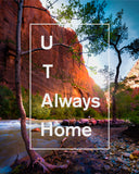 Utah Always Home at Zion