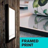 "3 x Canada Dramatic Light Print Set (12x16"", 12x16"", 16x12"")"