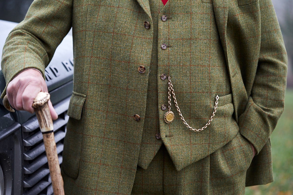 Tweed Country Game Suit