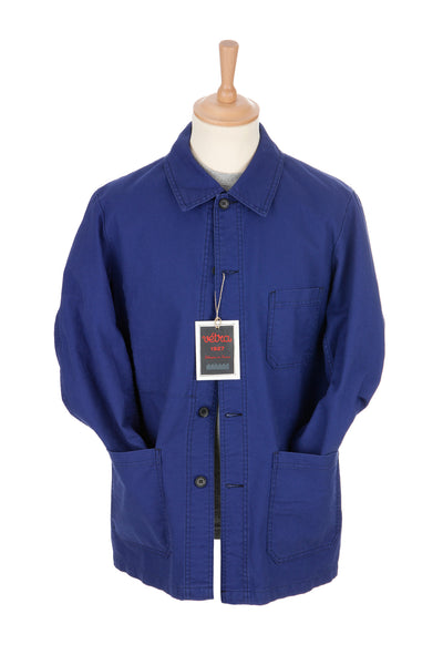 Vetra - French Work-Wear - Jacket 4 - Hydrone Blue