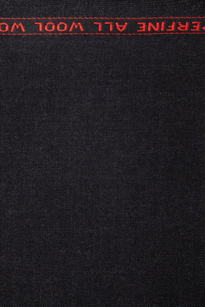 Regent - Cloth - Grey - Superfine Worsted Wool