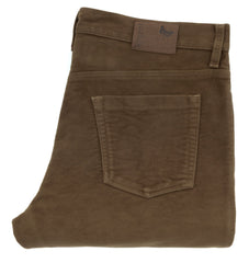 Regent - Moleskin/Jeans - Country Tan Brown
