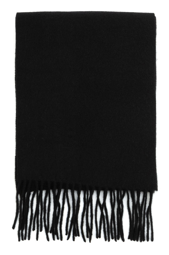 Pure Italian luxury cashmere scarf designed and made exclusively for Regent.