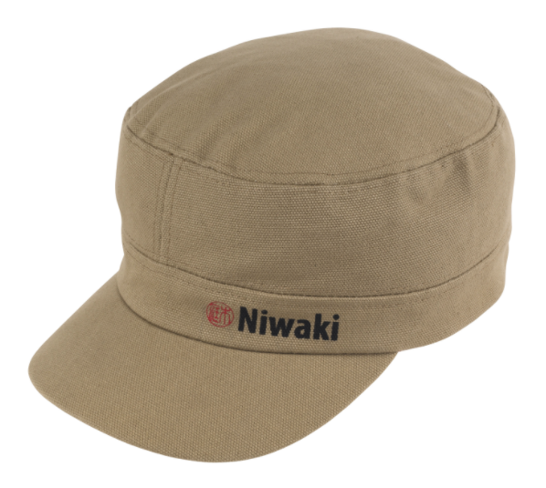 Niwaki - Canvas Cap - Tan