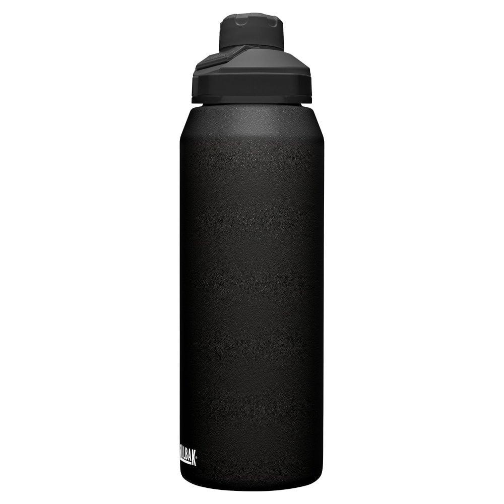 Camelbak Chute Mag 32oz (1L) Bottle/Thermos with Insulated Stainless Steel – Black
