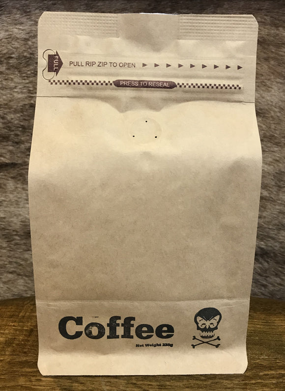 The Regent Luxury Blend Coffee – 225g - Regent Tailoring