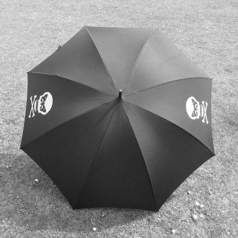 Fox Hardwood Handle Umbrella with Regent Logo