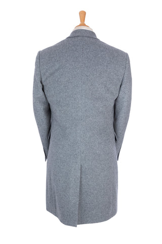 Regent Overcoat - 'Jason' - Cashmere and Wool