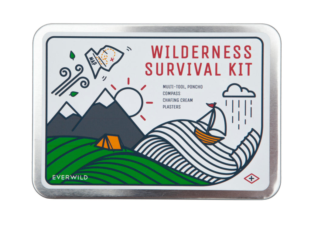 Men's Society - Wilderness Survival Kit - Regent Tailoring