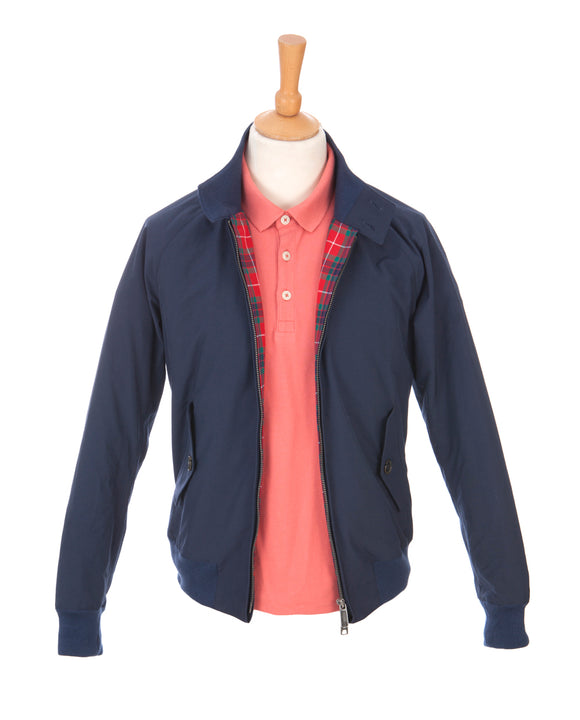 Baracuta G9 Original Harrington - Navy - Regent Tailoring