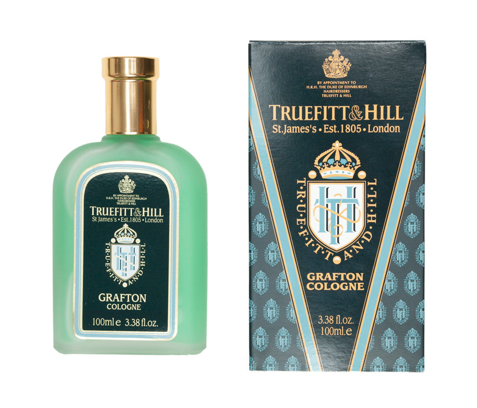Truefitt & Hill - Grafton Cologne 100ml - Regent Tailoring