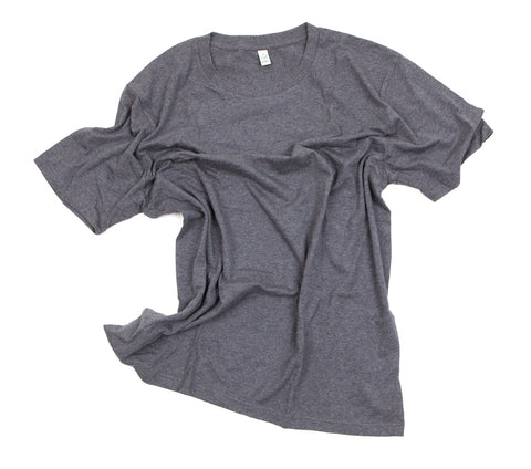 Organic - T-Shirt - Cotton - Dark Grey