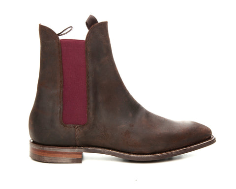 Regent Wax Romany Boot