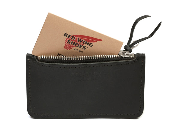 Red Wing - Zipper Pouch - Black