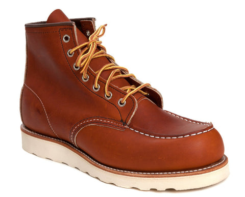 Red Wing Shoes - Classic Moc Toe - 875 - Oro Legacy