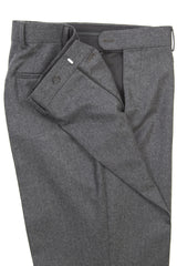 Regent - Maxwell - Flannel Trousers - Wool - Grey