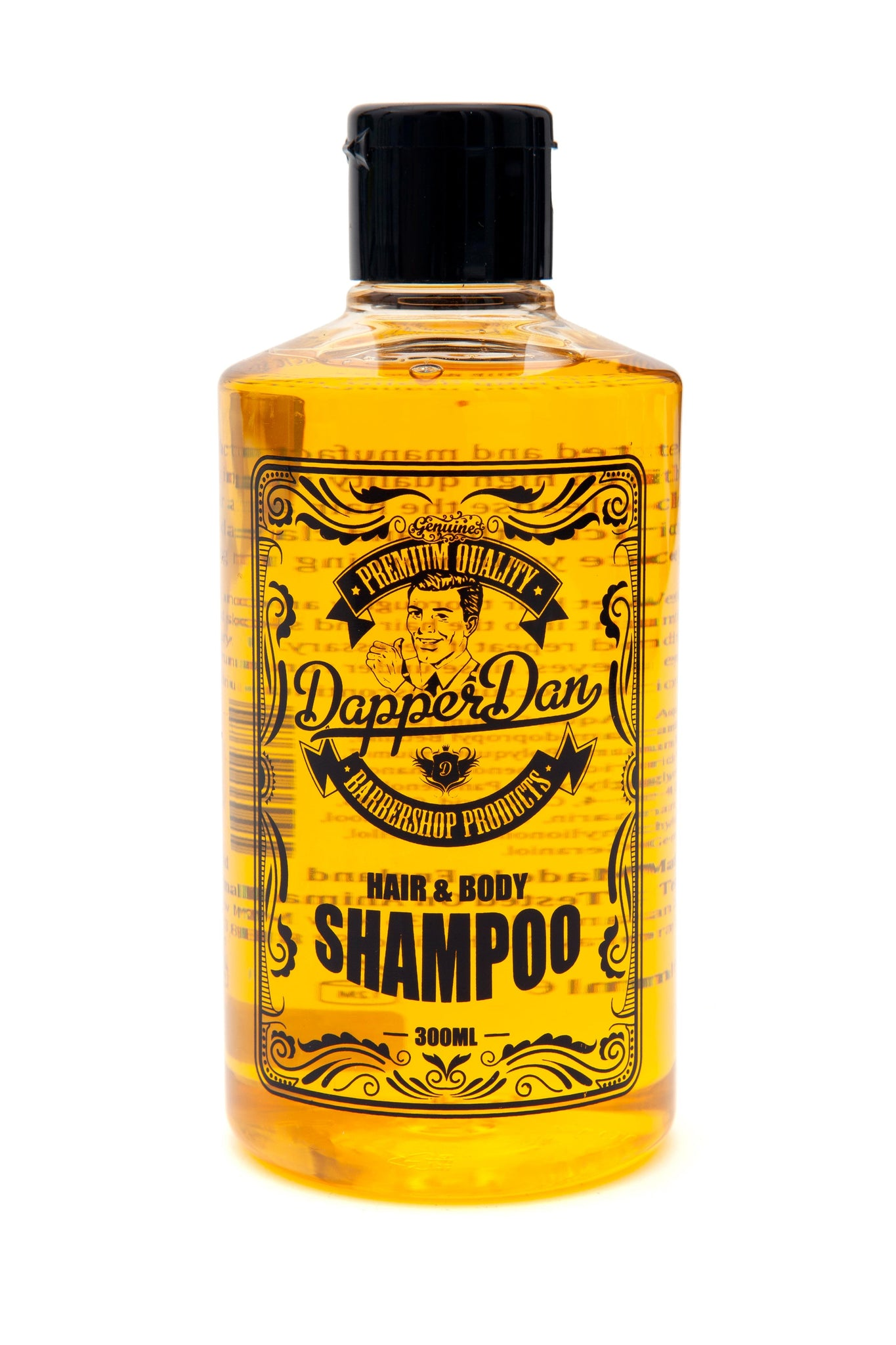 Dapper Dan Hair and Body Shampoo - Regent Tailoring