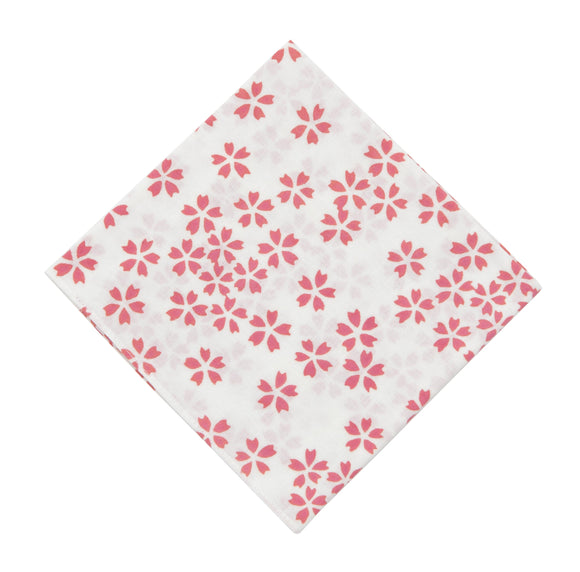 Niwaki Cotton Handkerchief - Cherry Blossom