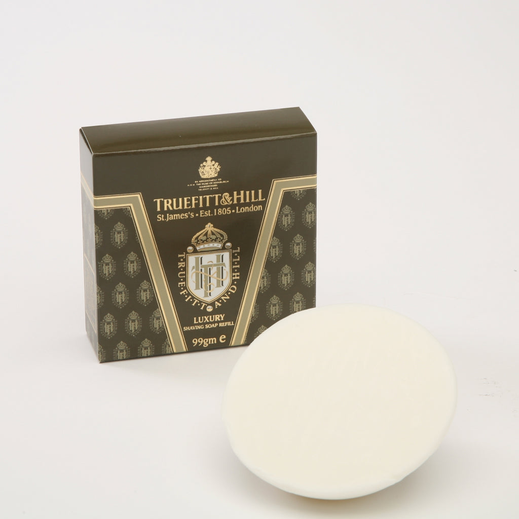 Truefitt & Hill - Luxury Shaving Soap Refill - Regent Tailoring