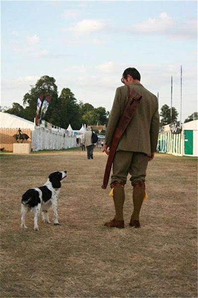 Country clothing, game fair