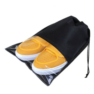 Portable Waterproof Shoe Pouch - Traveller's Atlas