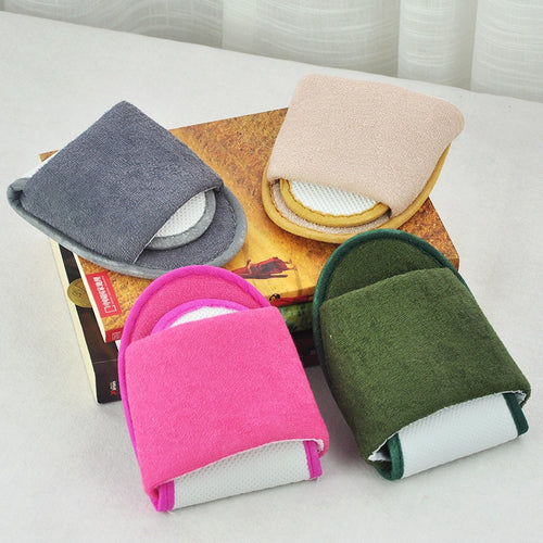 Foldable Travel Hotel Bath Slippers