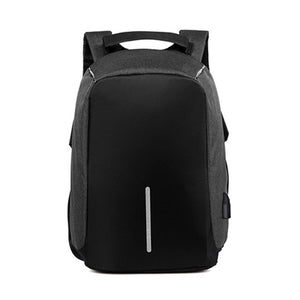 USB Charging Anti-Theft Laptop Travel Backpack