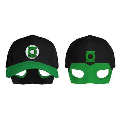 GORRA TRANSFORMABLE GREEN LANTERN