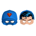 GORRA TRANSFORMABLE SUPERMAN