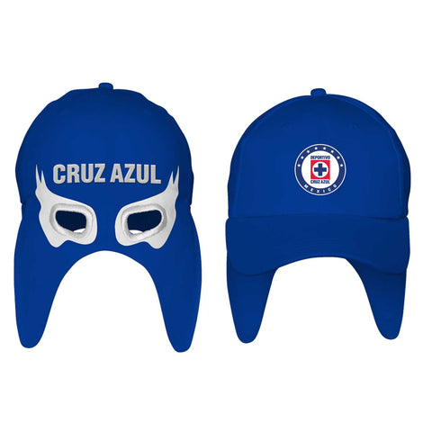GORRA TRANSFORMABLE CRUZ AZUL