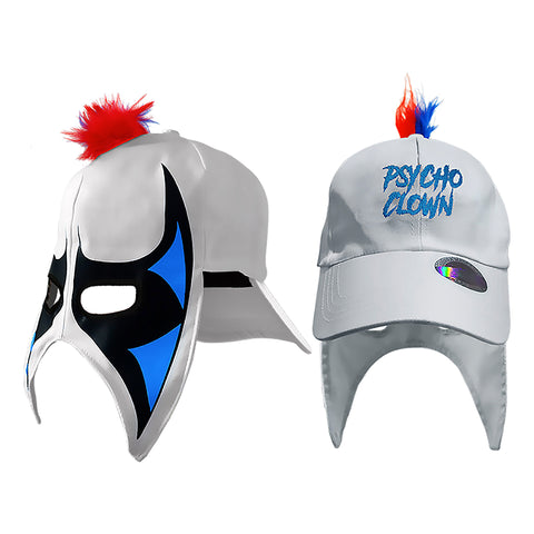 GORRA TRANSFORMABLE PSYCHO CLOWN