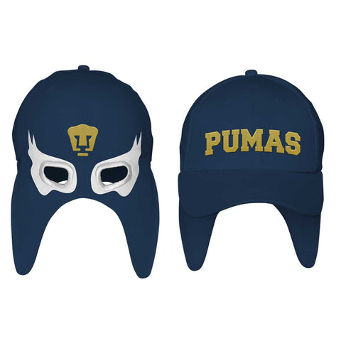 GORRA TRANSFORMABLE PUMAS