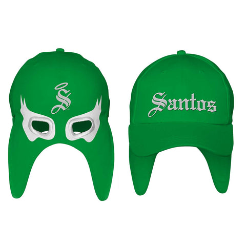 GORRA TRANSFORMABLE SANTOS VERDE