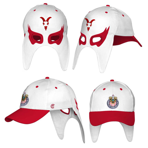 GORRA TRANSFORMABLE CHIVAS