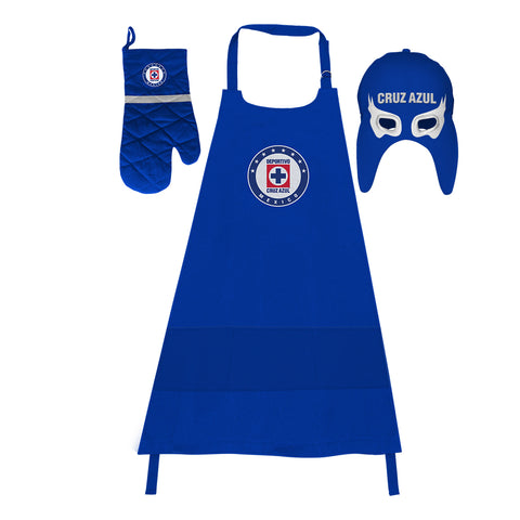KIT COMPLETO CRUZ AZUL