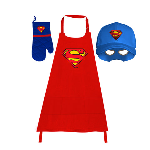 KIT COMPLETO SUPERMAN