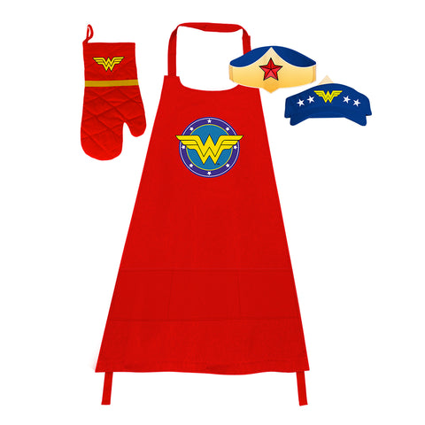 KIT COMPLETO WONDER WOMAN
