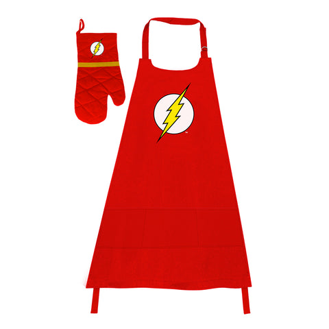 KIT ASADOR THE FLASH CLASSIC