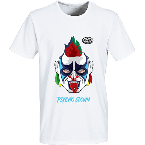 Playera Niño Psycho Clown