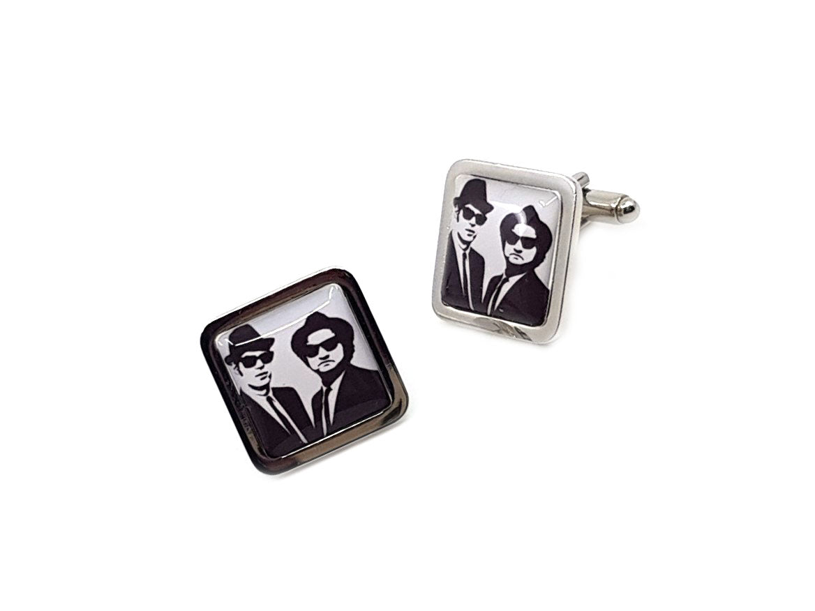 blues brother cufflinks
