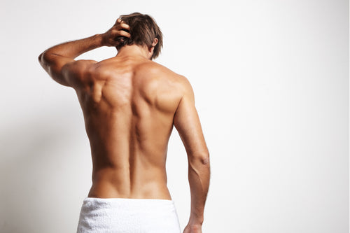 Laser Hair Removal - Back {8 treatments}