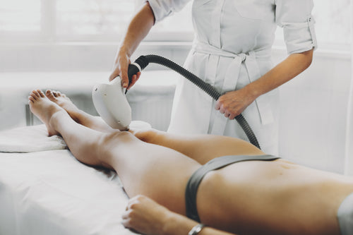 Laser Hair Removal - Legs {8 sessions}